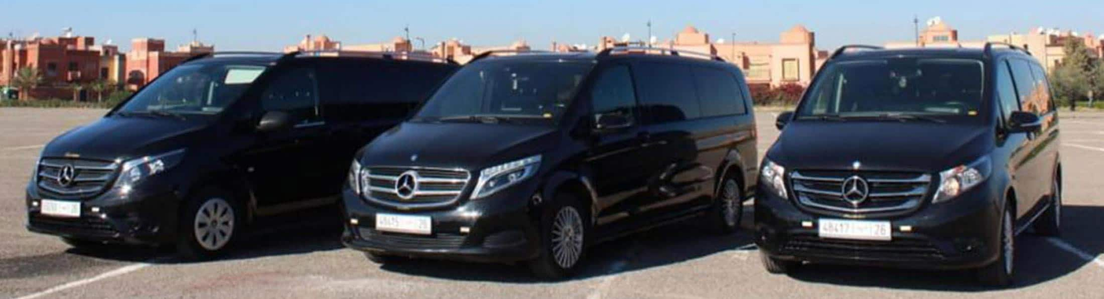 Morocco Airport Transfers Taxi & shuttles