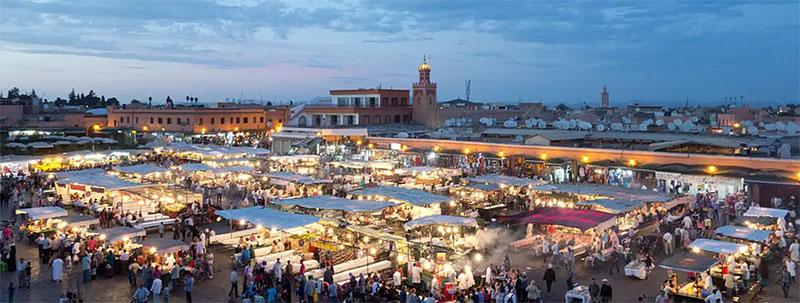 Excursion à partir de Marrakech